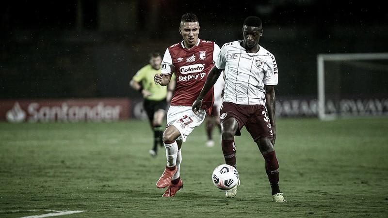 Fluminense recebe Santa Fe e busca deslanchar na Libertadores