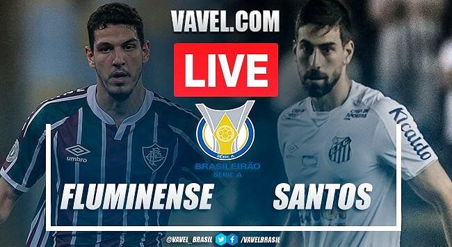 Gols e melhores momentos Fluminense 3 x 1 Santos pelo Campeonato Brasileiro 2020