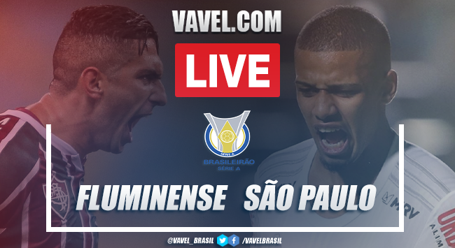 Gols e melhores momentos para Fluminense 1x2 São Paulo pelo Campeonato Brasileiro