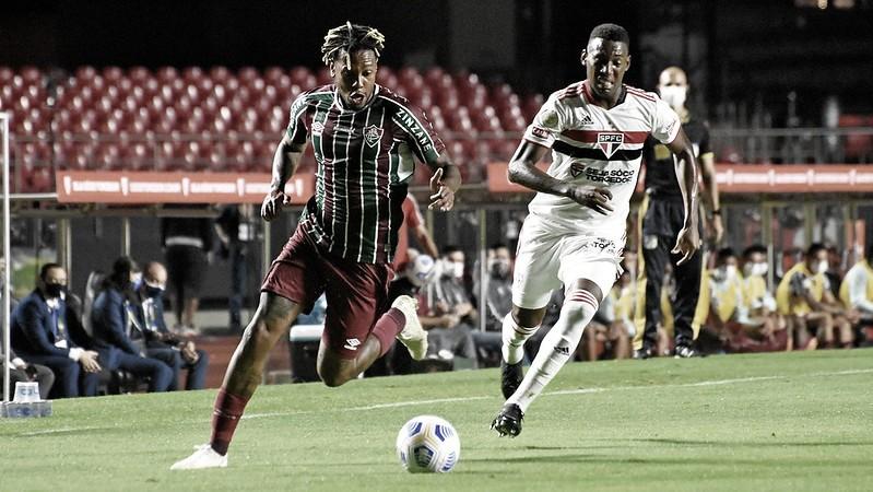 Fluminense recebe São Paulo no início do returno do Brasileirão