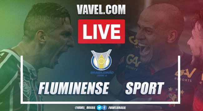 Gols e melhores momentos de Fluminense 1x0 Sport pelo Campeonato Brasileiro