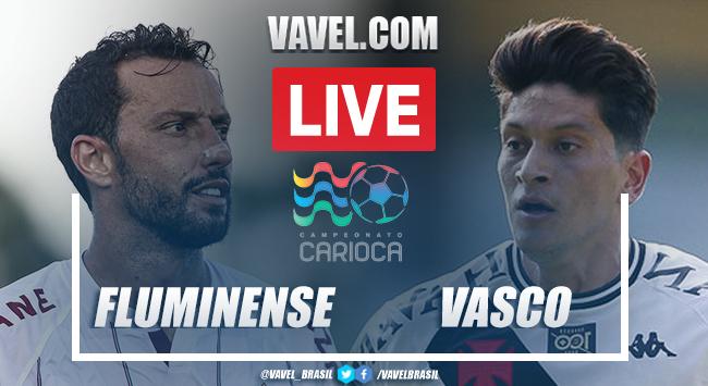 Gols e melhores momentos Fluminense 1 x 1 Vasco pelo Campeonato Carioca 2021