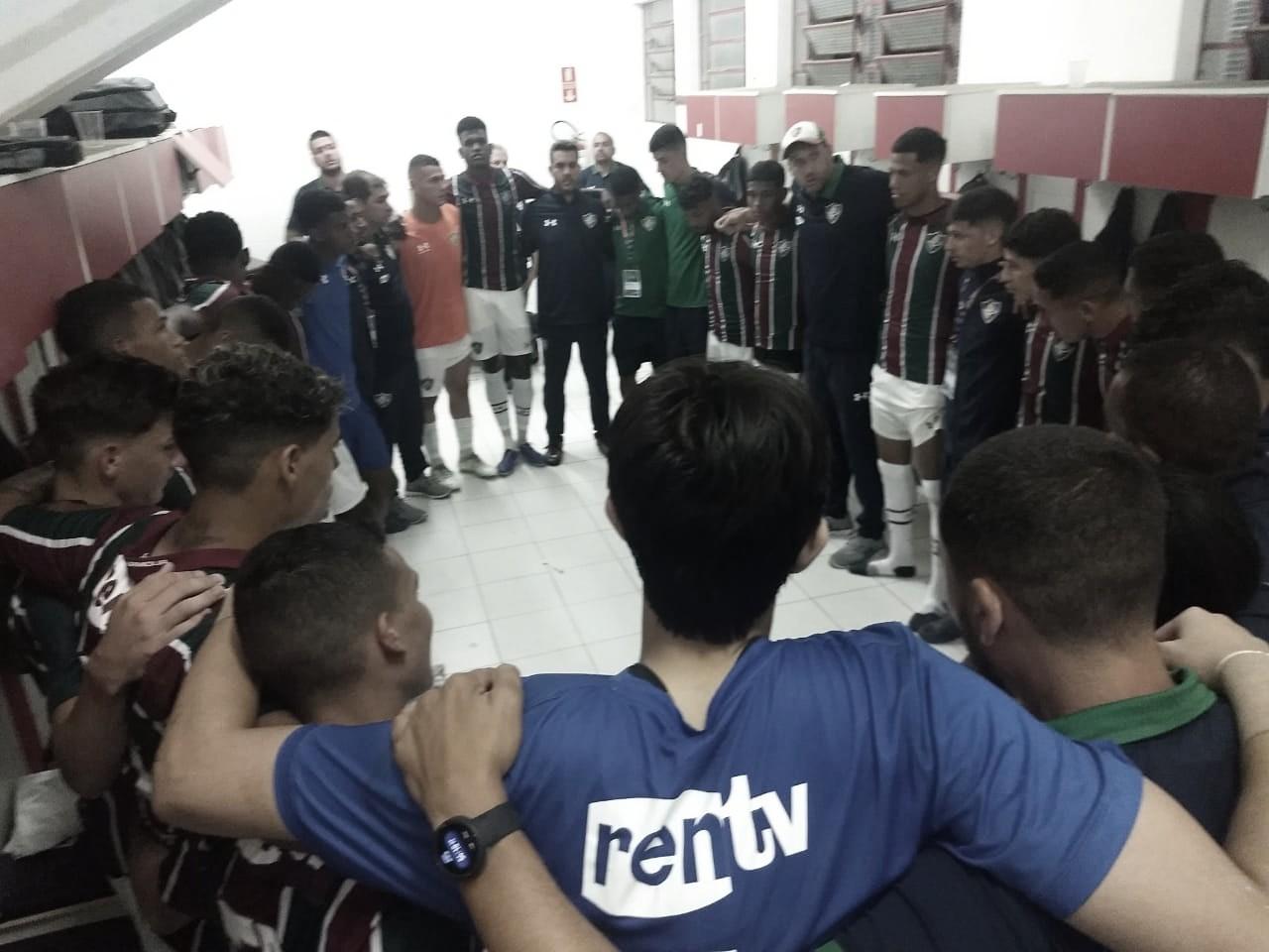 Fluminense bate Vilhenense e se classifica na Copinha
