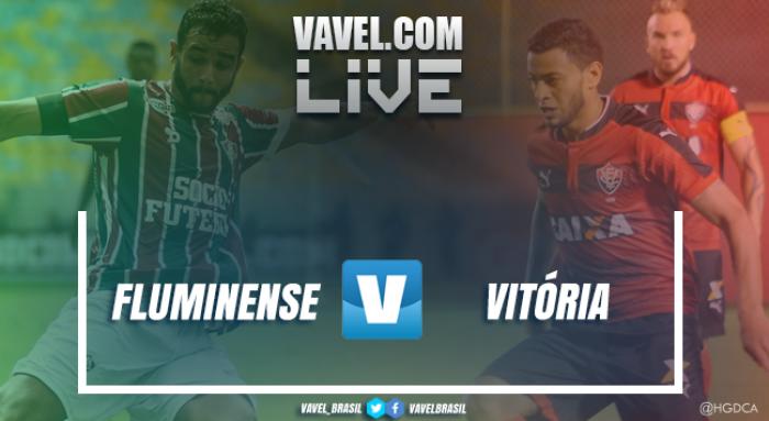 Resultado de Vitória x Fluminense pelo Brasileirão 2017 (2-2)