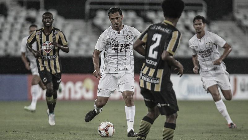 Fluminense enfrenta Volta Redonda na busca pela quarta vitória seguida no Cariocão