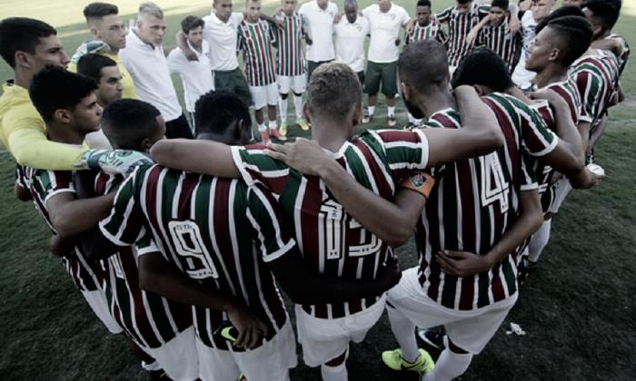 Resultado Fluminense x Tubarão na Copa SP de Futebol Jr (2x3)