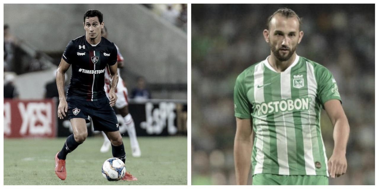 Agora pela Sul-Americana, Fluminense e Atlético Nacional voltam a se enfrentar após 11 anos