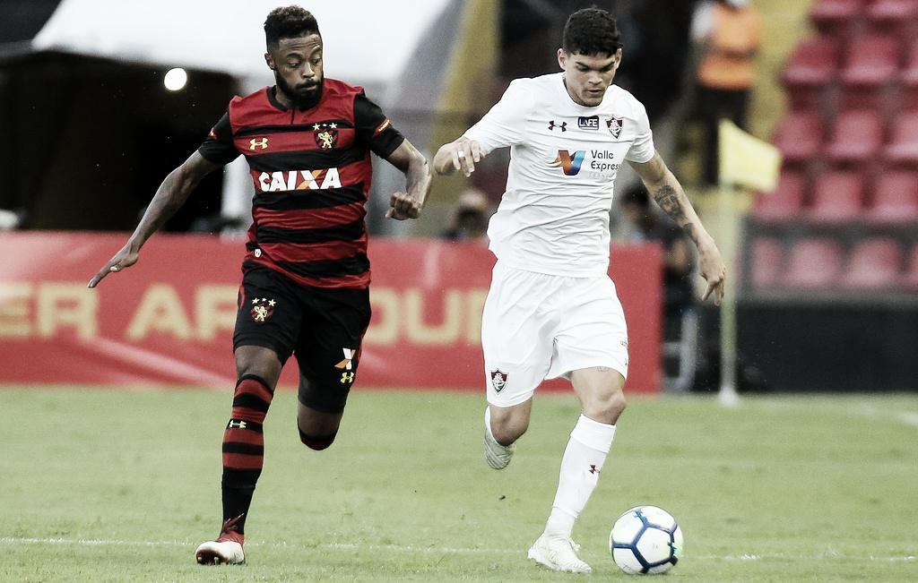 Fluminense recebe Sport buscando reação no Brasileiro
