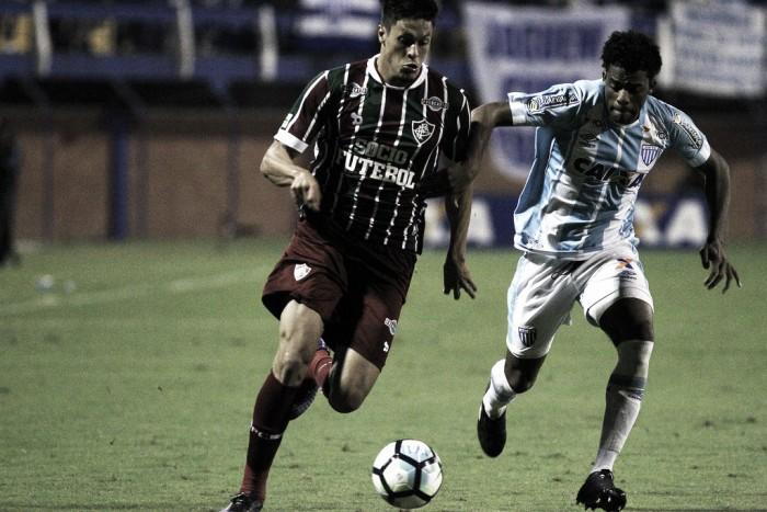 Fluminense x Avaí jogam pelo Brasileirão no Maracanã — Ao vivo