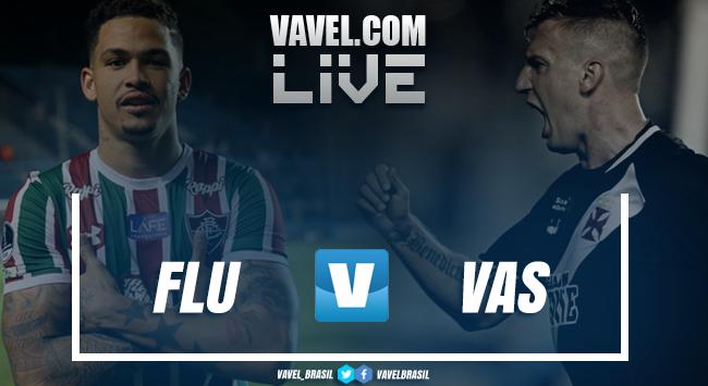 Resultado e gols de Vasco x Fluminense no Campeonato Carioca (1-0)