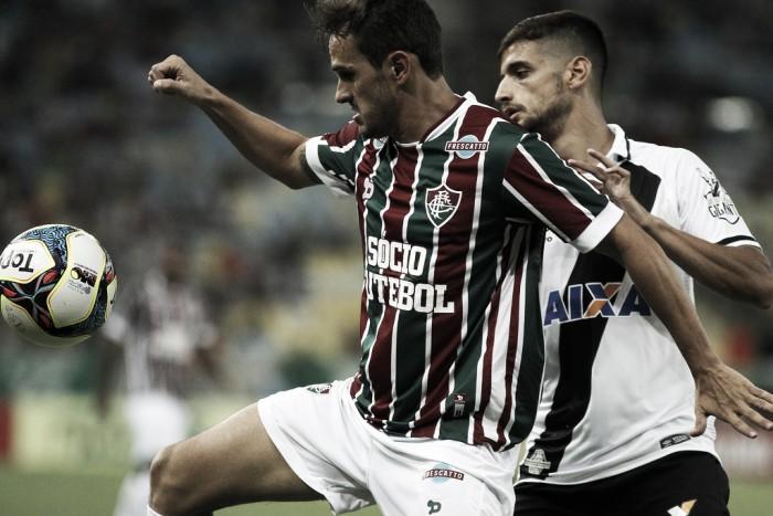 Em momentos opostos, Fluminense e Vasco fazem clássico no Maracanã