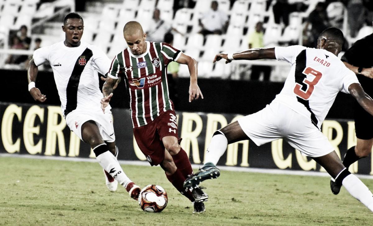 Fluminense e Vasco fazem clássico decisivo por vaga na final do Carioca