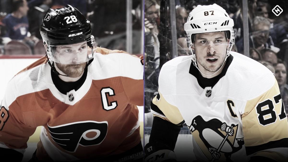 Pittsburgh Penguins dominate Philadelphia Flyers in Game 1
