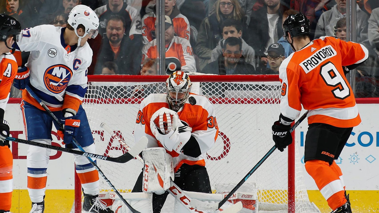 Philadelphia Flyers suffer embarrassing 6-1 loss in Michal Neuvirth's return