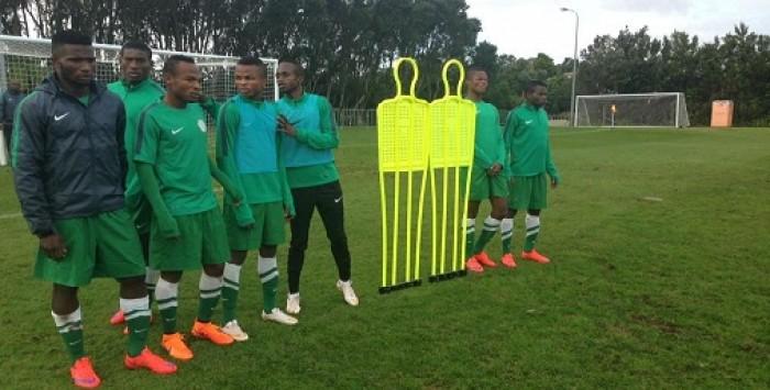 CAF U20Q: Flying Eagles resumes Abuja training