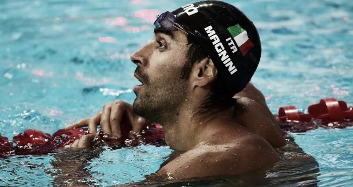 Nuoto - Il ritiro di Filippo Magnini, campione e capitano
