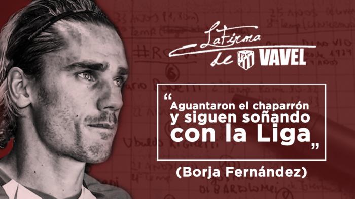 La Firma de Atleti VAVEL: puro Atlético de Madrid