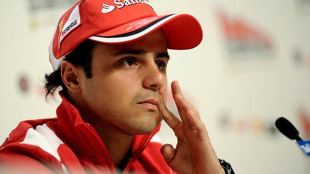 "Massa: ""No me supone ningún problema conducir con luz artificial"""