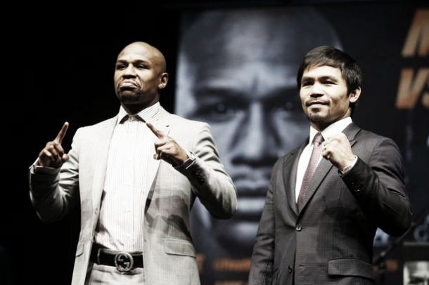 Mayweather v Pacquiao - The Biggest Over-Exaggeration Ever?