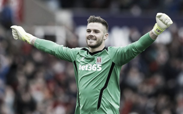 Everton linked to summer move for Stoke City keeper Jack Butland
