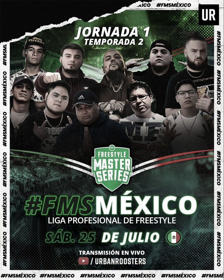 La vuelta de FMS México
