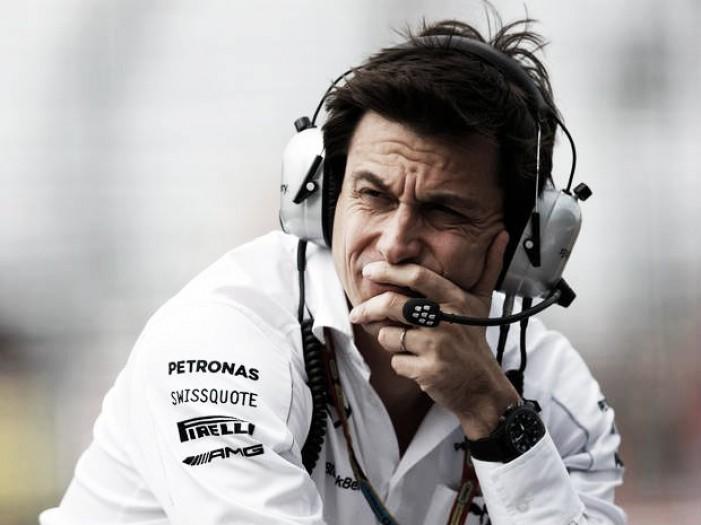 """Mercedes, Wolff: """"Con il nostro spirito abbiamo vinto tre titoli. Ferrari? Molto forte"""""""
