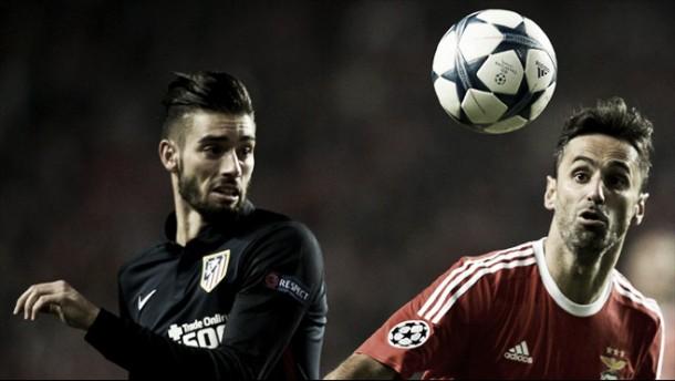 Atlético vence na Luz e obriga Benfica a nadar com os tubarões da Europa