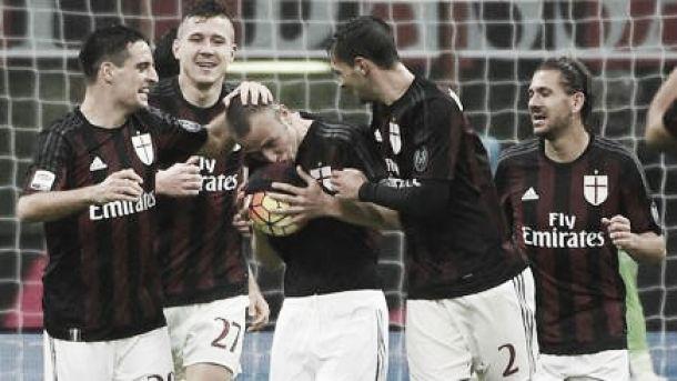 """Il Milan vince anche contro il Chievo, Mihajlovic: """"Stiamo migliorando"""""""