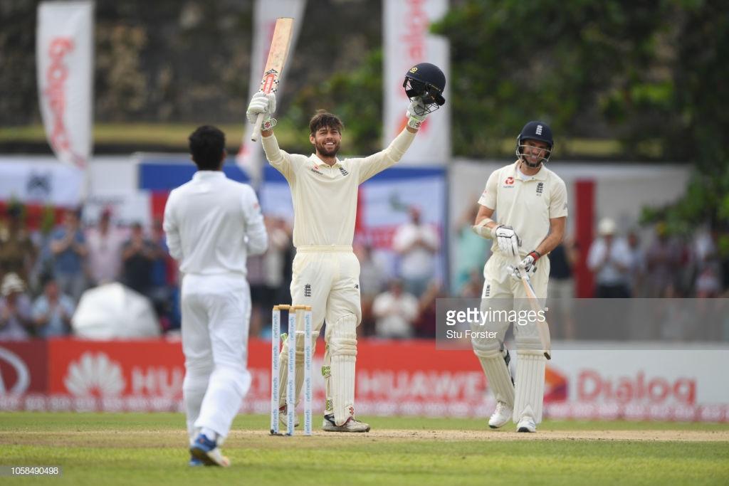 Sri Lanka vs England: First Test, Day Two - Foakes makes maiden ton as England seize control