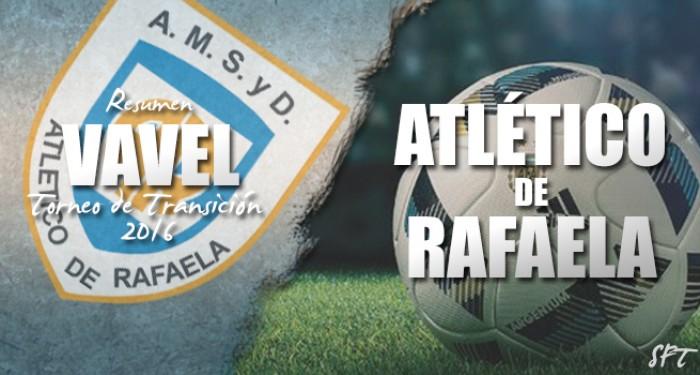 Resumen VAVEL Torneo de Transición 2016: Atlético de Rafaela