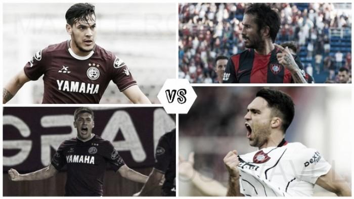 Cara a cara: Gómez y Braghieri - Caruzzo y Angeleri