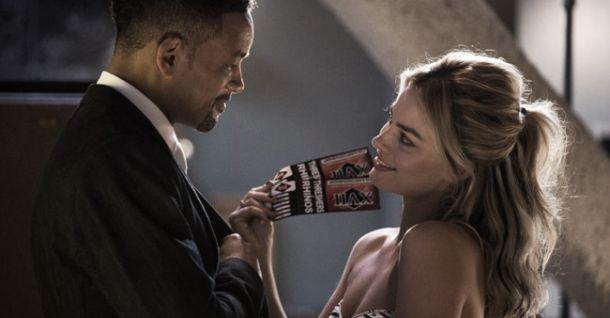 Tráiler de 'Focus' con Will Smith y Margot Robbie, timadores de lujo