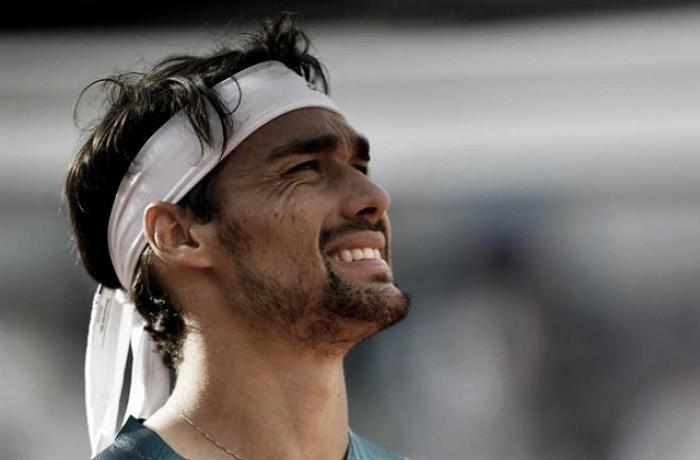 Roland Garros 2016: Fognini esce già al primo turno