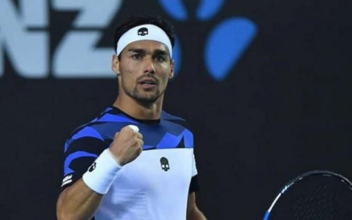 ATP San Pietroburgo, Fognini sconfitto in finale. Il titolo va a Dzumhur