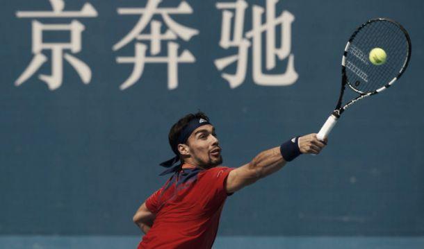 Atp Pechino, Fognini elimina Goffin e vola ai quarti di finale