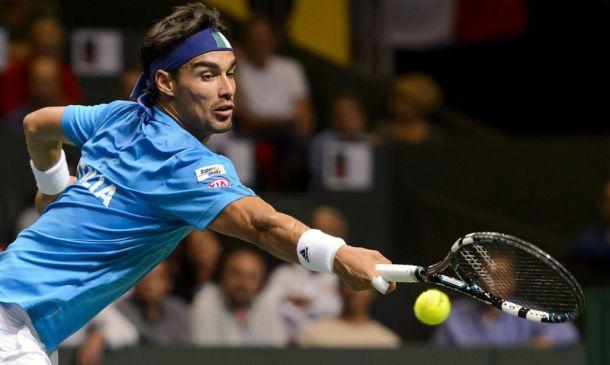 Coppa Davis, incubo Italia: Fognini cede al quinto, vince il Kazakistan