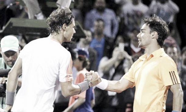 ATP Pechino, la rivincita di Nadal: batte Fognini e va in finale
