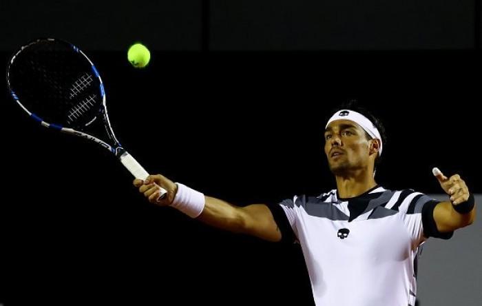 ATP San Paolo - Fognini supera Giannessi e oggi si gioca l'accesso in semifinale