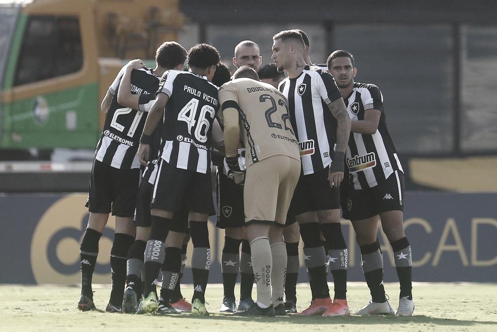 Botafogo com mais dúvidas do que certezas para Série B