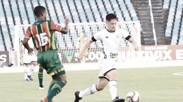 Na possível estreia de Rafael, Botafogo encara Sampaio Corrêa atrás da vice-liderança da Série B
