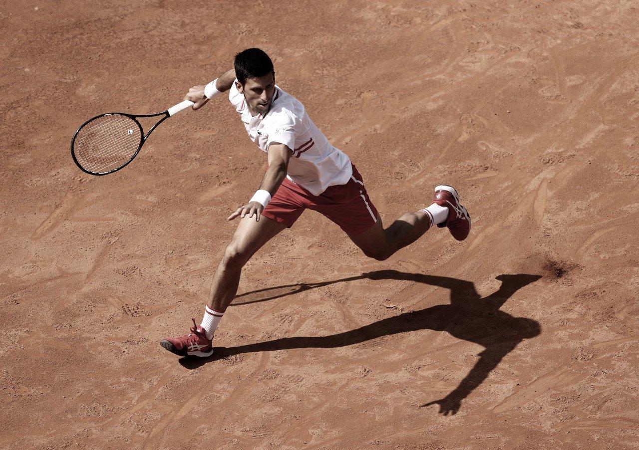 Djokovic mostra força e vence Davidovich Fokina com tranquilidade em Roma