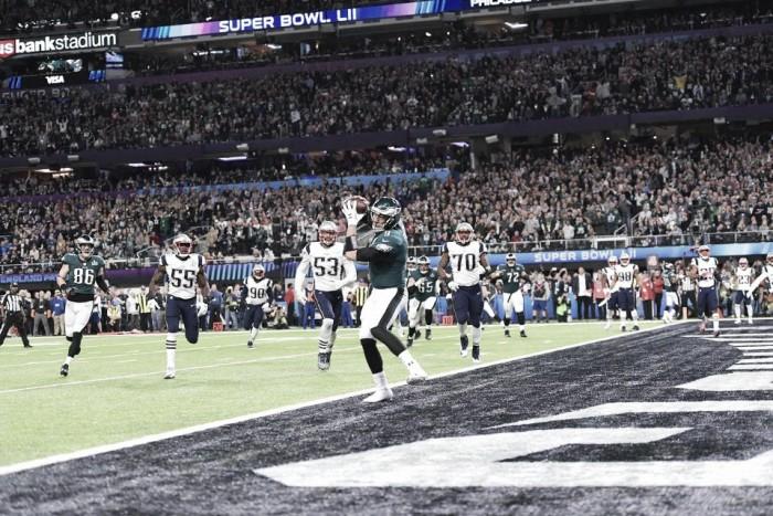 Las jugadas más destacadas de las Super Bowls