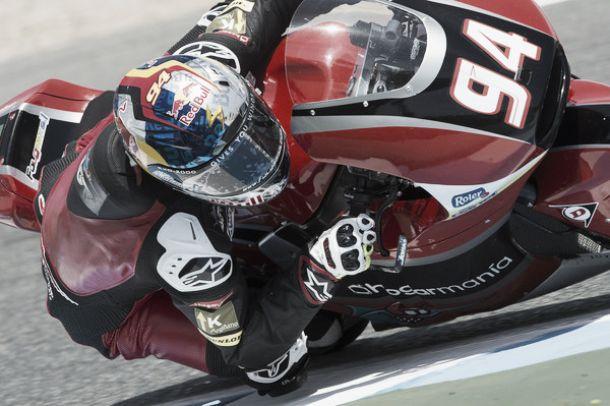 Jerez, Moto2: Folger batte Zarco e Rabat