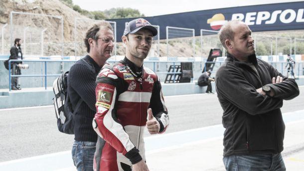 Moto2 e Moto3, test Jerez: Folger e Martín primi sotto la pioggia