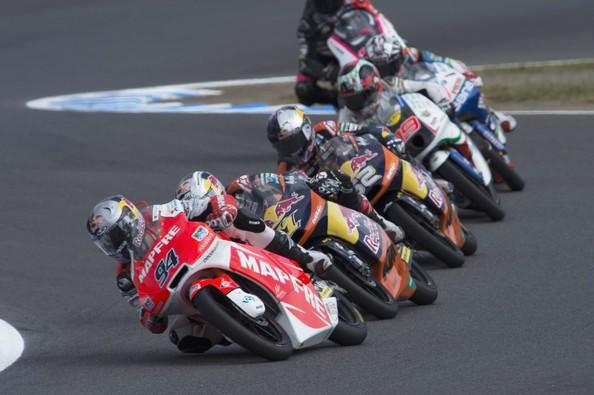 Jonas Folger, el más rápido en los entrenamientos libres del Gran Premio de Malasia