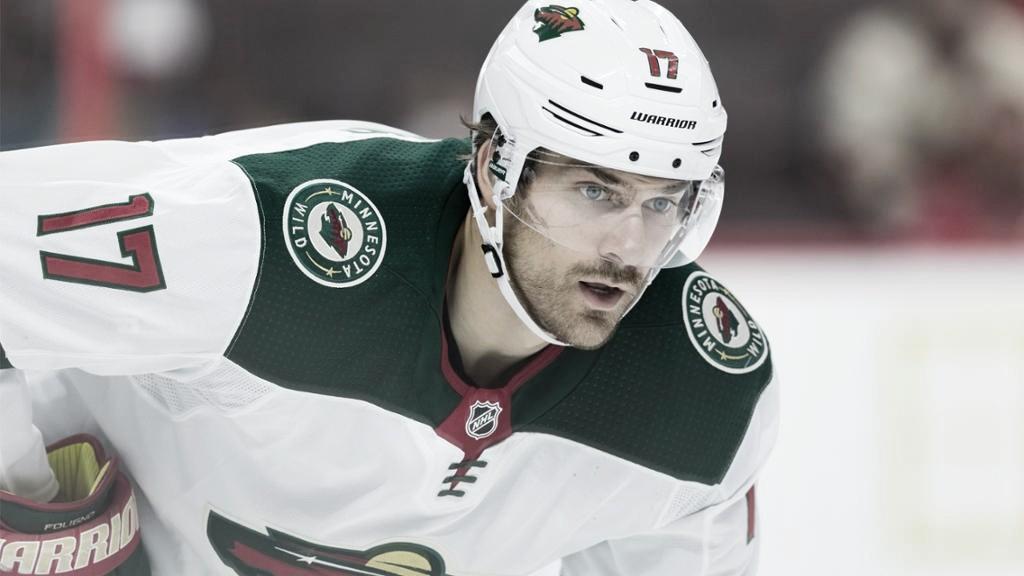 Renovaciones de Foligno en Wild, Colliton con Blackhawks y Hamonic se queda en los Canucks
