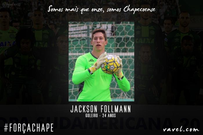 Follmann: um grande goleiro para preencher um time dos sonhos
