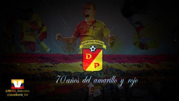 Deportivo Pereira, setenta años del amarillo y rojo