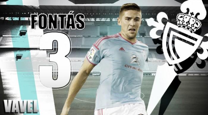 Anuario VAVEL Celta 2016: Andreu Fontás, el central que se sintió futbolista otra vez