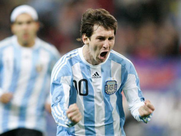 Une liste élargie d'Argentins dévoilée